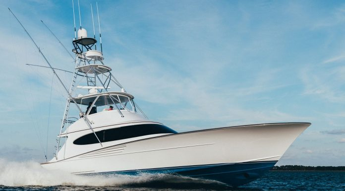 Bayliss Boatworks Delivers 62 GameChanger