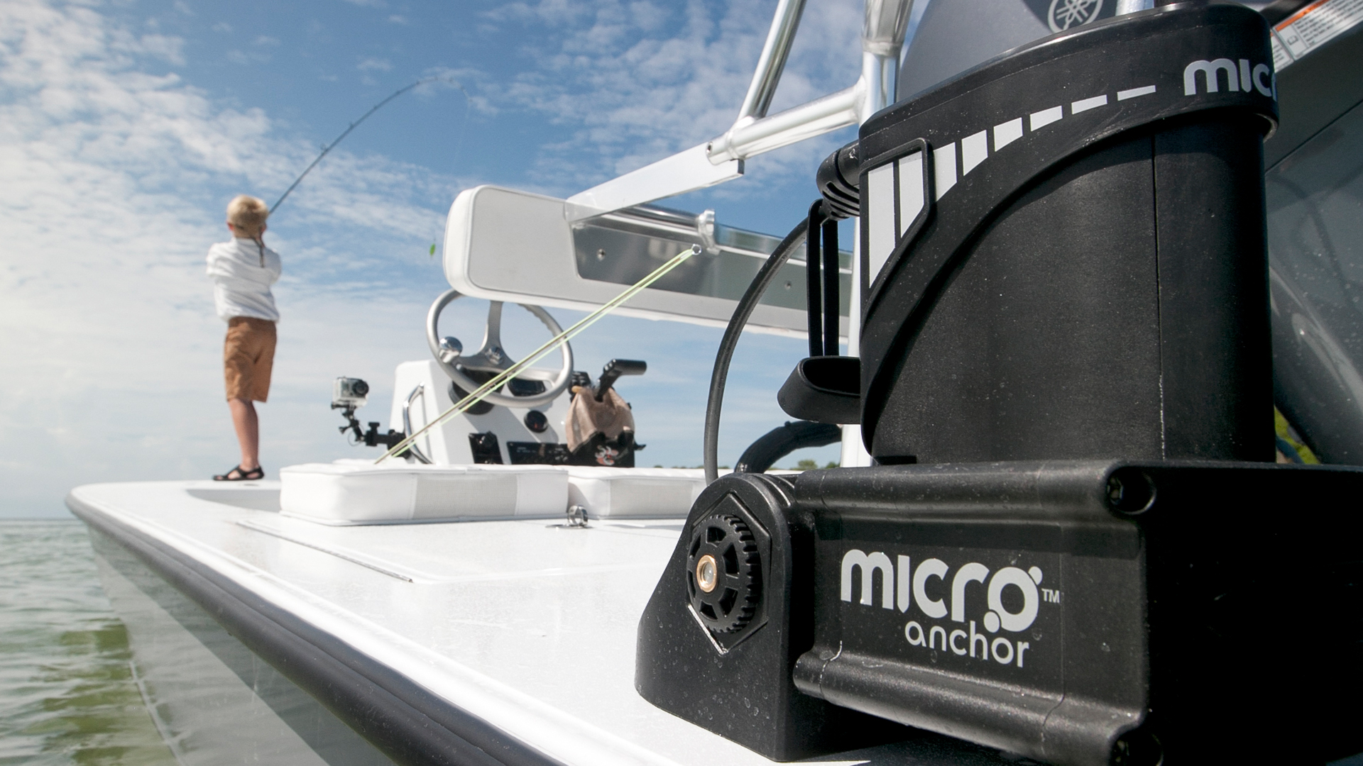 Power-Pole Micro Anchor - Big Power In A Small Package