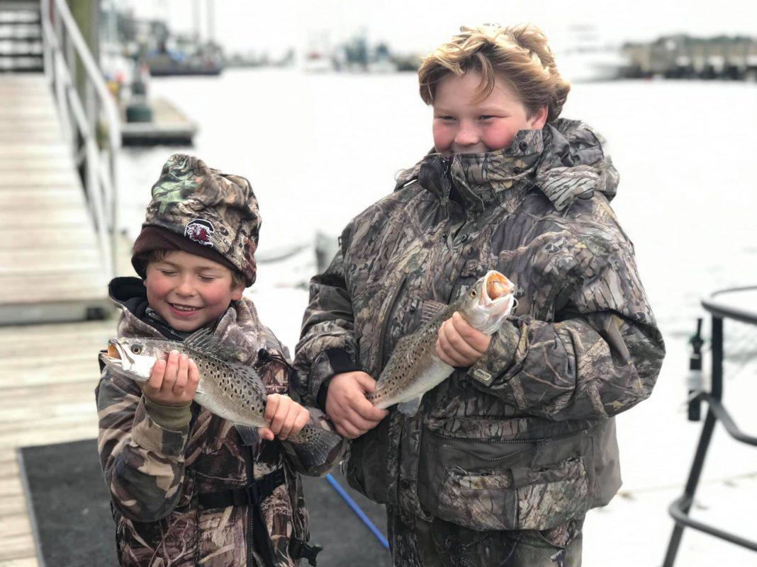 Charleston SC Fishing Report – January 19 2019