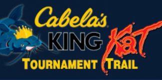 Cabelas King Kat Logo - Tennessee River