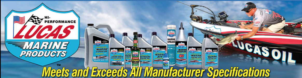 Lucas Oil Marine Products