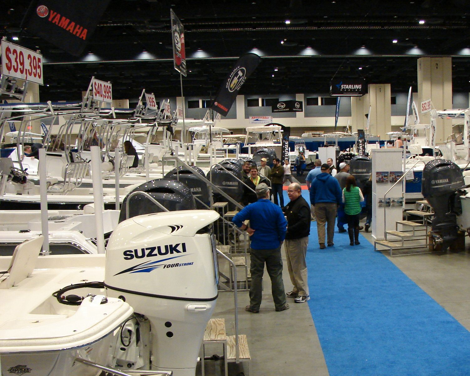 NC Boat, Fishing - Outdoor Shows and Seminars Gain Steam