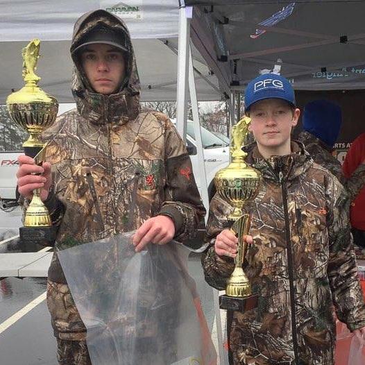 Union Pines Bass Fishing Team