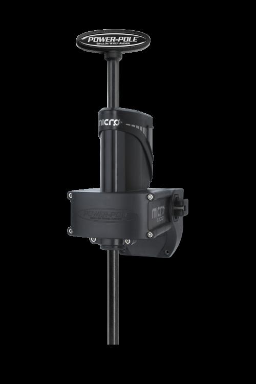 Kayak Fishing Gear – Power-Pole Micro Anchor