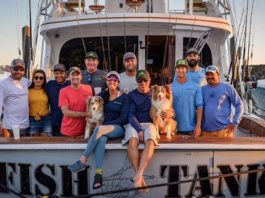 Los Suenos 2019 Leg three_FIsh Tank