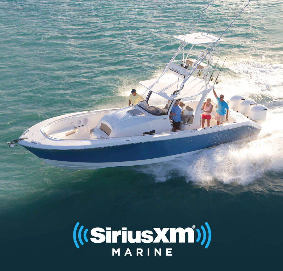 Learn More About SiriusXM Marine Weather