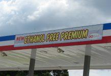 Ethanol free banner