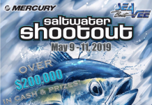 Bluewater Movements - Saltwater Shootout