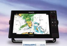 SiriusXM Marine Weather - Raymarine