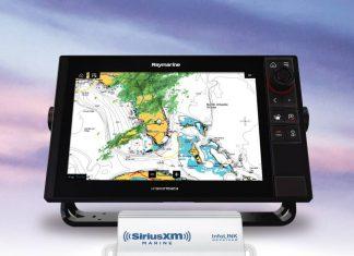 SiriusXM Marine Weather - Raymarine