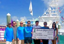 Lousiana Billfish 2019 Winner_Fog Cutter