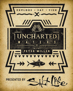 Uncharted Waters - Peter Miller