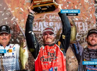 Top Spot for Bassmaster Classic