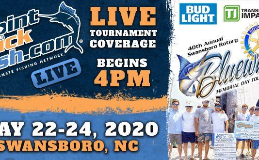 2020 Swansboro Bluewater Tournament