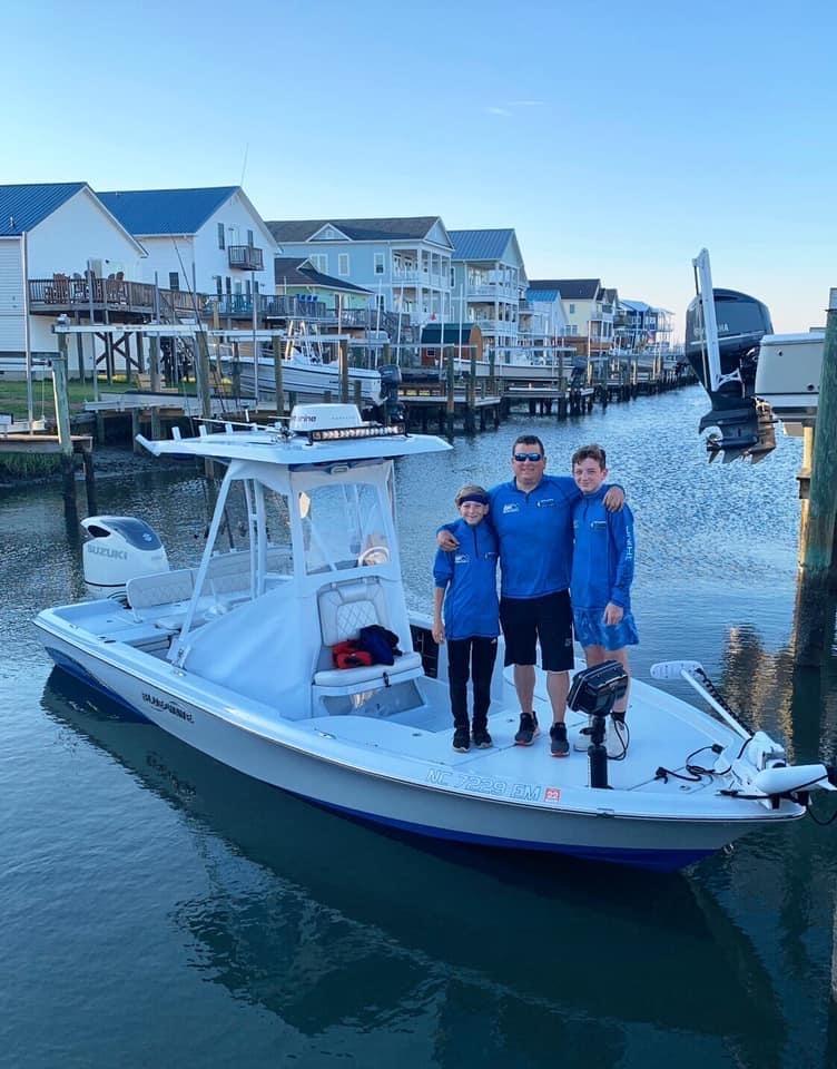 PointClickFish BlueWave Boats