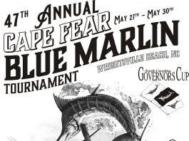 Cape Fear Blue Marlin
