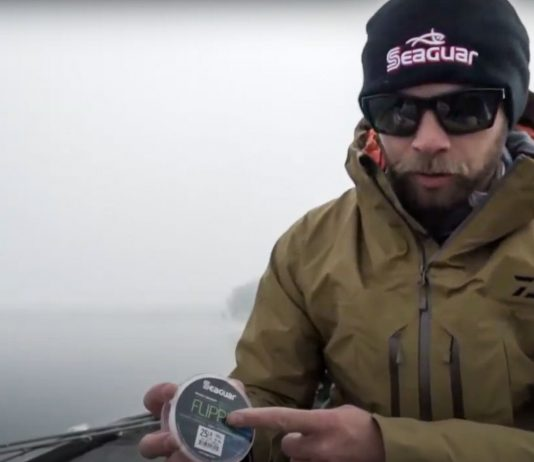 Brandon Palaniuk on Flipping and Pitching with Braid to Fluorocarbon