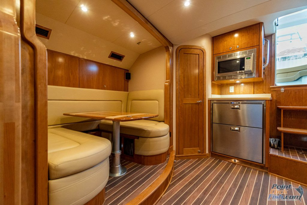 Galley - Helm Deck - 41 Custom Carolina Edition Albemarle Boats