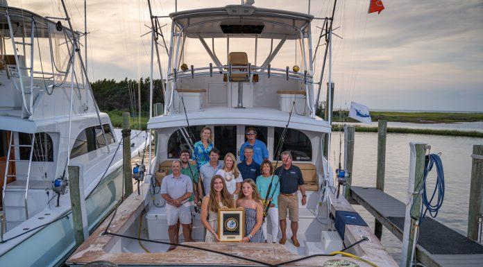 Top Boat - Sensation - Hatters Marlin Club 2020