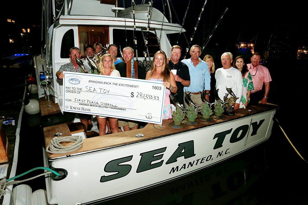 2020 VBBT Winner - Sea Toy
