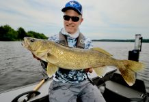 Jig Like A Pro For Fall Walleye