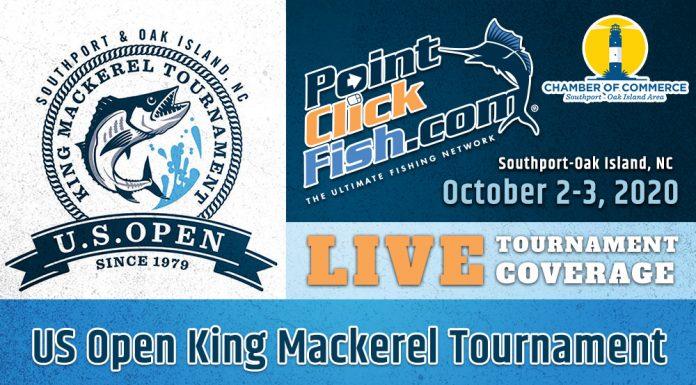 LIVE STREAM - US Open King Mackerel Tournament