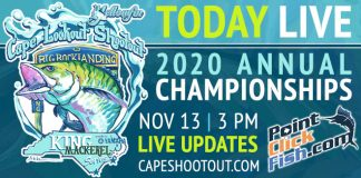 Cape Lookout Shootout Championship Live Stream