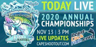 Cape Lookout Shootout Championship Live Stream