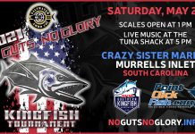 No Guts No Glory Kingfish Tournament