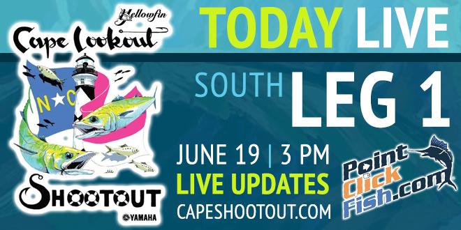 Cape Shootout South Leg 1 2021