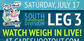 Cape Lookout Shootout Shootout Leg 3 WATCH LIVE