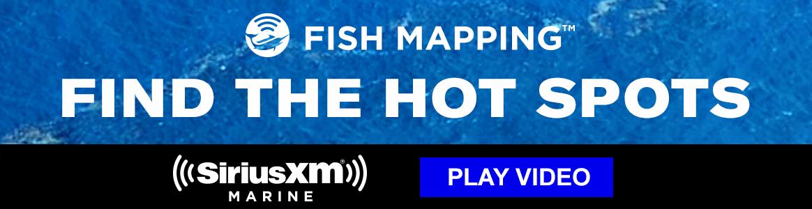 SiriusXM Marine Fish Mapping