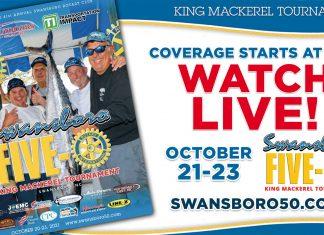 Swansboro 50 Livestream