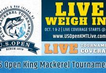 US Open King Mackerel Tournament LIVE